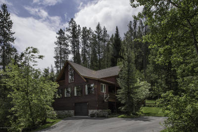 Alpine Single Family Home For Sale: 705 Sunset Dr