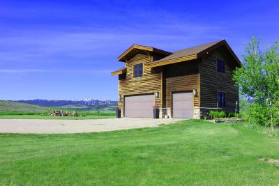 Tetonia Single Family Home For Sale: 3576 Sage Grouse Road