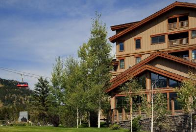 Teton Village, Tetonia, Driggs, Jackson, Victor, Swan Valley, Alta Condo/Townhouse For Sale: 3385 Cody Ln #327/329