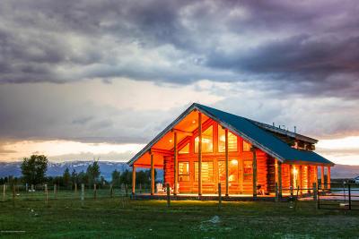Driggs, Teton Village, Tetonia, Jackson, Victor, Swan Valley, Alta Single Family Home Pending Contingent: 225 Wild Horse Dr