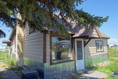 Alta, Driggs, Jackson, Teton Village, Tetonia, Victor, Swan Valley Single Family Home For Sale: 3066 Teton Ave