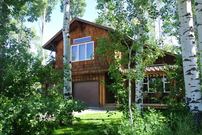 Star Valley Ranch WY Single Family Home For Sale: $269,000