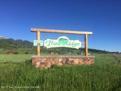 Alpine Residential Lots & Land For Sale: LOT 28 Badger Rd