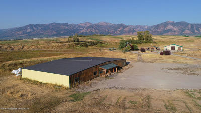 Thayne Commercial For Sale: 102278 Hwy 89