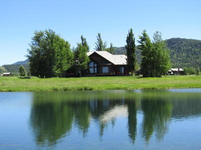 Teton Village, Tetonia, Driggs, Jackson, Victor, Swan Valley, Alta Single Family Home Pending Contingent: 40 Hastings Dr