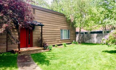 Teton Village, Tetonia, Jackson, Driggs, Victor, Swan Valley, Alta Condo/Townhouse For Sale: 2172 Corner Creek Dr #C