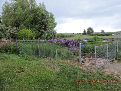 Pinedale WY Single Family Home For Sale: $650,000