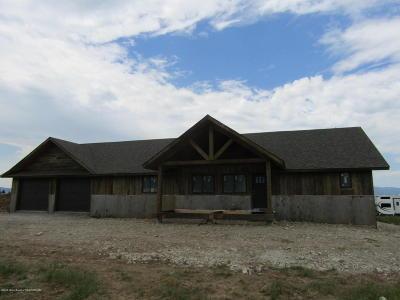 Teton Village, Tetonia, Jackson, Driggs, Victor, Swan Valley, Alta Single Family Home For Sale: 4336 Kit Ln