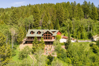 Alpine Single Family Home For Sale: 835 Trail Ridge Rd