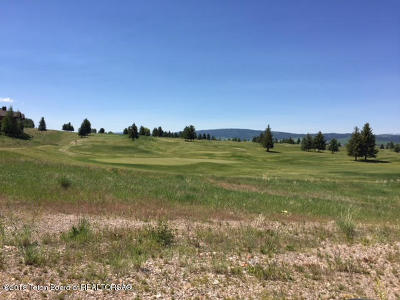 Afton WY Residential Lots & Land For Sale: $99,000