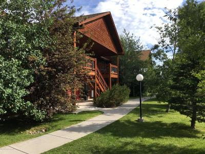 Alta, Driggs, Jackson, Teton Village, Tetonia, Victor, Swan Valley Condo/Townhouse For Sale