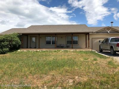 Star Valley Ranch Single Family Home Pending Contingent: 47 Lilac Dr