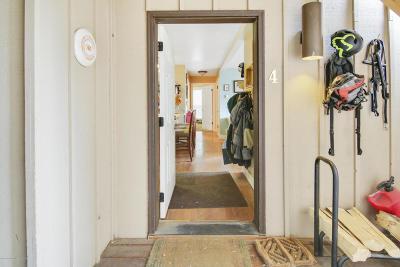 Teton Village, Tetonia, Jackson, Driggs, Victor, Swan Valley, Alta Condo/Townhouse For Sale: 265 Aspen Dr #4
