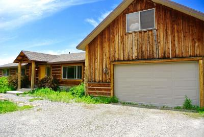 Alpine WY Single Family Home For Sale: $425,000