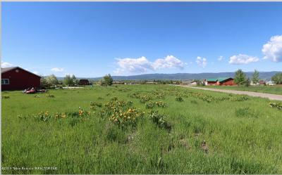 Star Valley Ranch Residential Lots & Land For Sale: 310 -LOT16 Solitude Plat12
