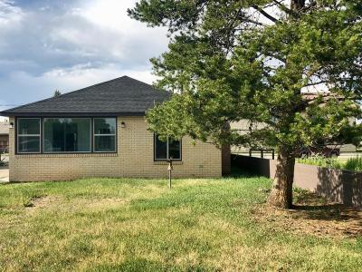 Pinedale Single Family Home For Sale: 123 E A St