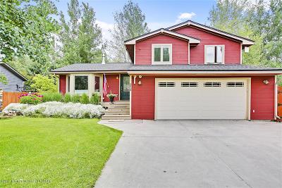 Teton Village, Tetonia, Driggs, Jackson, Victor, Swan Valley, Alta Single Family Home Pending Contingent: 3050 Mountain View Ln