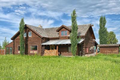 Driggs, Teton Village, Tetonia, Jackson, Victor, Swan Valley, Alta Single Family Home Pending Contingent