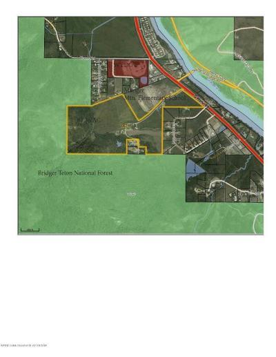 Teton County Farm & Ranch Pending Contingent: 7675 S Hwy 89