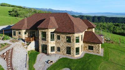 Thayne Single Family Home For Sale: 2220 Aspen Hollow Rd