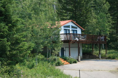 Star Valley Ranch WY Single Family Home For Sale: $299,500
