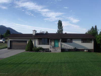 Afton Single Family Home Pending Contingent: 70 W 2nd