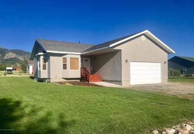 Star Valley Ranch WY Single Family Home For Sale: $259,000
