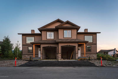 Victor ID Condo/Townhouse Pending Contingent: $415,000