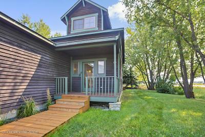 Driggs, Felt, Tetonia, Victor, Alta, Hoback Jct., Jackson, Moran, Teton Village, Wilson Condo/Townhouse For Sale: 1250 N Second St