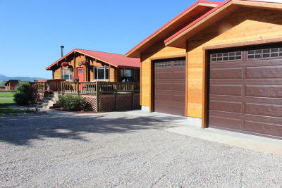 Star Valley Ranch Single Family Home Pending Contingent: 424 Solitude Dr