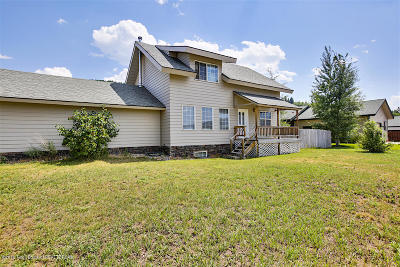 Alpine Single Family Home For Sale: 369 Snake River Drive
