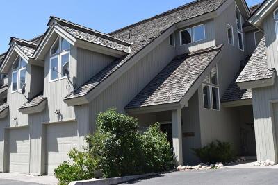 Swan Valley, Victor, Driggs, Alta, Tetonia, Jackson, Teton Village Condo/Townhouse For Sale: 910 Pdr Vly Unt21 Rd #21