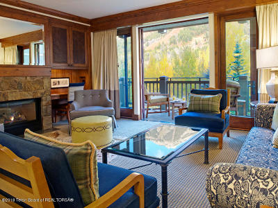 Alta, Driggs, Jackson, Teton Village, Tetonia, Victor, Swan Valley Condo/Townhouse For Sale: 7680 Granite Loop #557