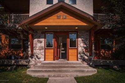 Driggs Condo/Townhouse For Sale: 7552 Mountain Laurel Dr #D5