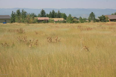 Star Valley Ranch Residential Lots & Land For Sale: SVR PLAT 14 Lot 32 Alta Dr