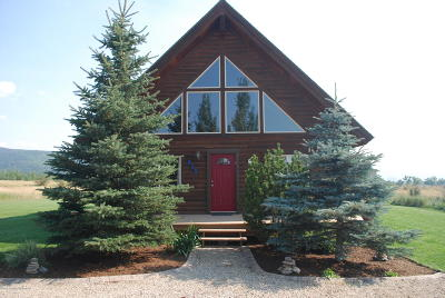 Swan Valley, Victor, Jackson, Driggs, Tetonia, Teton Village, Alta Single Family Home Pending Contingent: 815 Nuthatch Dr