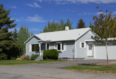 Swan Valley, Victor, Jackson, Driggs, Tetonia, Teton Village, Alta Single Family Home For Sale