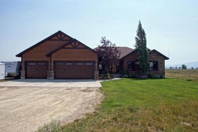 Tetonia ID Single Family Home For Sale: $459,000