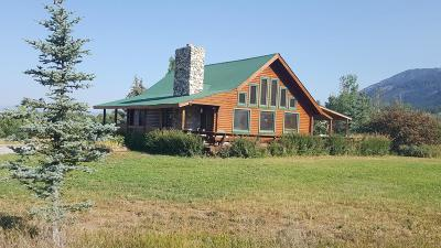 Star Valley Ranch WY Single Family Home For Sale: $385,000