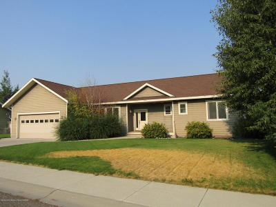 Victor Single Family Home For Sale: 8902 Avery Dr