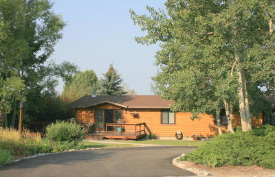 Star Valley Ranch WY Single Family Home For Sale: $288,900