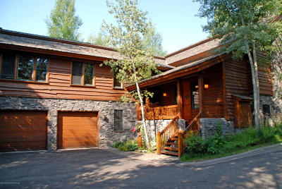 Teton Village WY Condo/Townhouse For Sale: $4,000,000