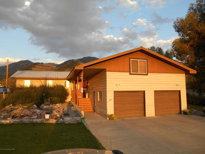 Afton WY Single Family Home Pending Contingent: $299,500