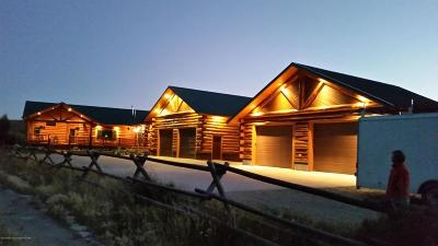 Pinedale WY Single Family Home For Sale: $897,000