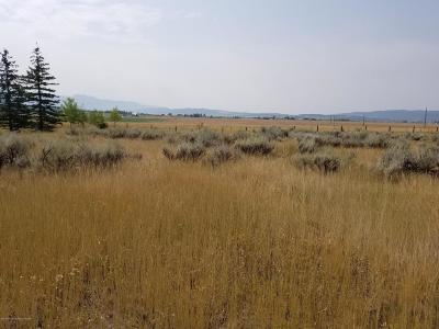 Star Valley Ranch Residential Lots & Land For Sale: LOT 37 Bonneville Road