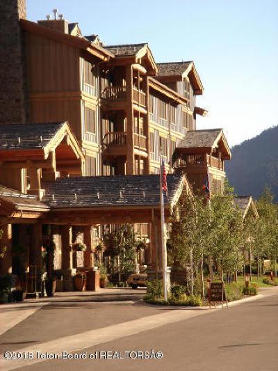 Teton Village, Tetonia, Jackson, Driggs, Victor, Swan Valley, Alta Condo/Townhouse For Sale