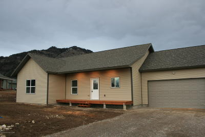Star Valley Ranch WY Single Family Home For Sale: $275,000