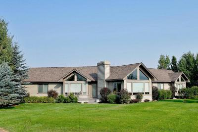 Driggs, Teton Village, Tetonia, Jackson, Victor, Swan Valley, Alta Single Family Home Pending Contingent