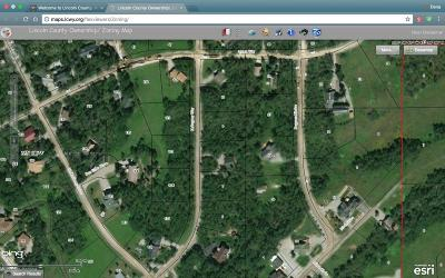 Star Valley Ranch Residential Lots & Land For Sale: LOT 9 Mahogany Way