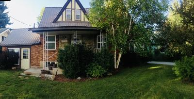 Afton Single Family Home Pending Contingent: 69 E 4th Ave.